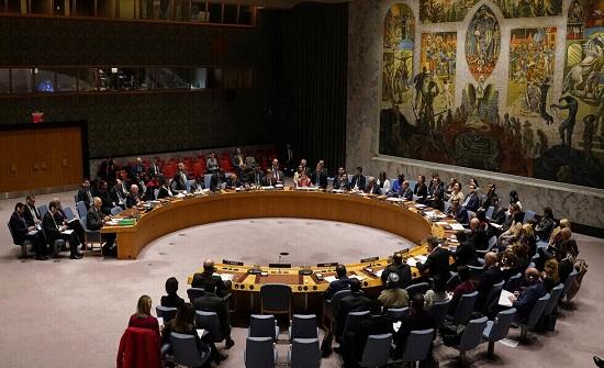 6 أعضاء بمجلس الأمن يدينون اعتراض بيلاروس طائرة مدنية