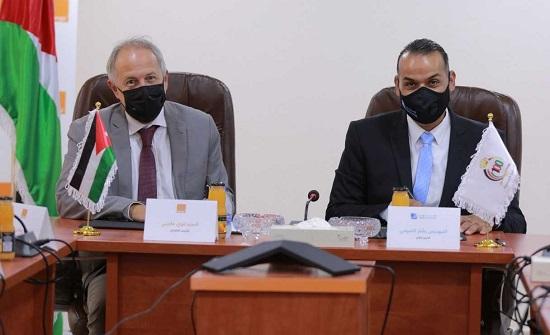 اربد: اتفاقية مع اورانج الاردن لتوفير عدادات ذكية للكهرباء