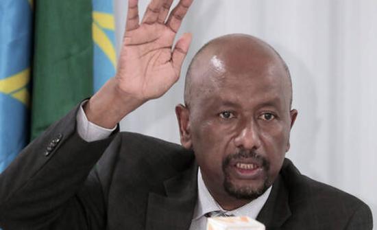 """إثيوبيا لمفاوضيها حول سد """"النهضة"""": لن نقبل أي اتفاق لا ينسجم مع إعلان المبادئ الموقع في 2015"""