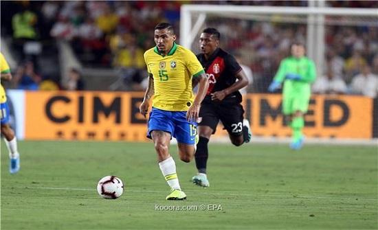 البرازيل تخسر وديًا أمام بيرو