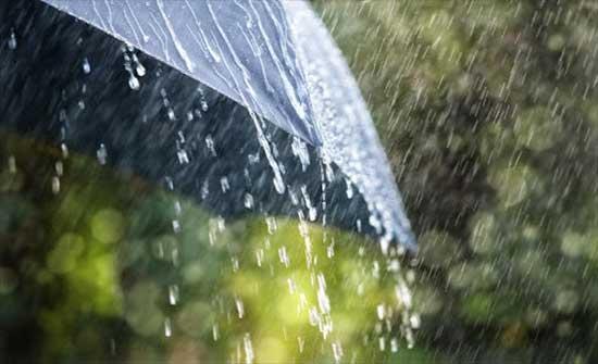 زخات من الأمطار في الاغوار الجنوبية ومعان