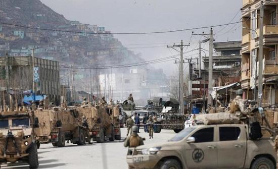 25 قتيلاً بهجوم تبناه «داعش» على معبد في كابل