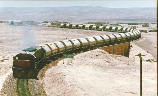 العقبة للسكك الحديدية تبيع مواد غير صالحة للاستعمال ب400 الف دينار