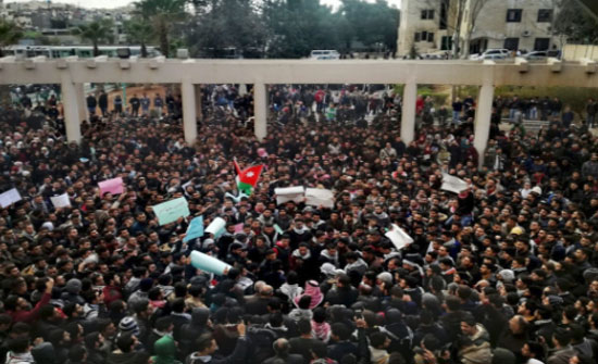 البوليتكنيك توجه عقوبة الإنذار لطالبين شاركا بفعالية داخل الحرم الجامعي