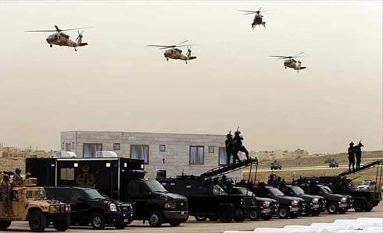 """مباحثات أمريكية مصرية عسكرية حول مناورة """"النجم الساطع"""""""