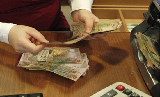 """وكالة فيتش تثبت التصنيف الائتماني السيادي للأردن عند """"BB-"""""""
