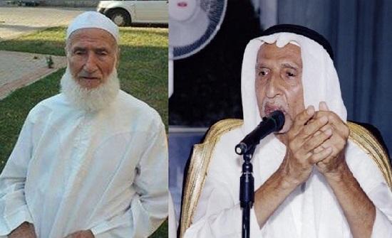 شاهد كيف نعى الشيخ الددو المرحومين الشيخ الصابوني والشيخ محمد بن عمر زبير