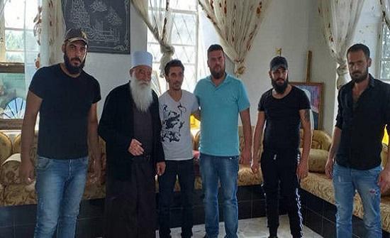 بالفيديو: اردني يتحدث عن اختطافه في سوريا من اسبوعين