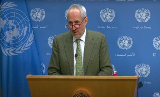 الأمم المتحدة تعلق على نية الحكومة السورية إجراء انتخابات الرئاسة