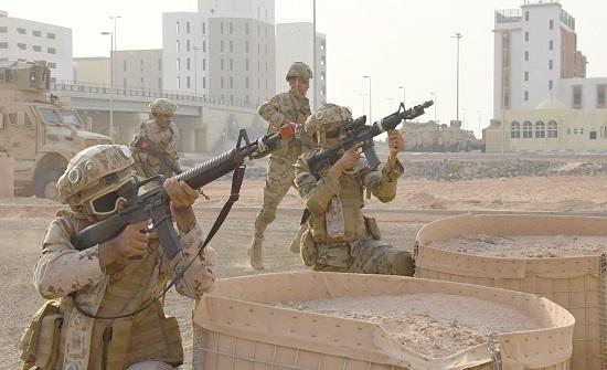 استمرار فعاليات التمرين العسكري الأردني الإماراتي