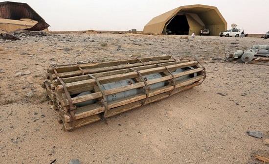 """هذا من غنمه الجيش الليبي من """"الوطية"""".. عتاد هائل (شاهد)"""