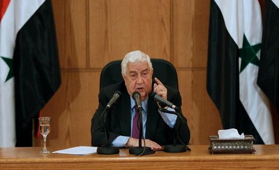 """النظام السوري يعلن عن إجراءات لمواجهة عقوبات """"قانون قيصر"""""""