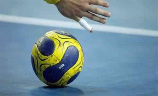 حكمان أردنيان يشاركان بإدارة مباريات دوري اليد القطري