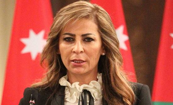 غنيمات تشارك في اجتماع وزراء الإعلام العرب