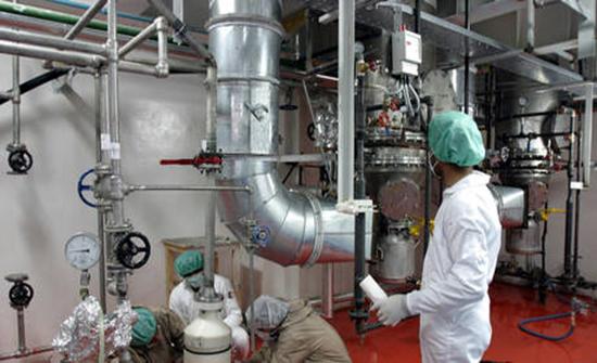 """إيران: لدينا 492 جهاز طرد مركزي جديدة في منشأتي """"نطنز"""" و""""فوردو"""""""