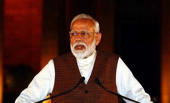 رئيس الوزراء الهندي يحذر من استخدام أرض أفغانستان للإرهاب