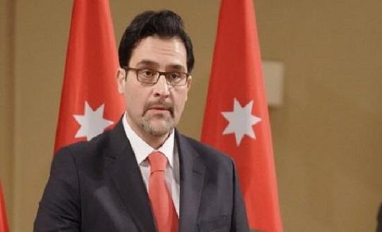 وزير النقل يزور هيئة تنظيم النقل البري