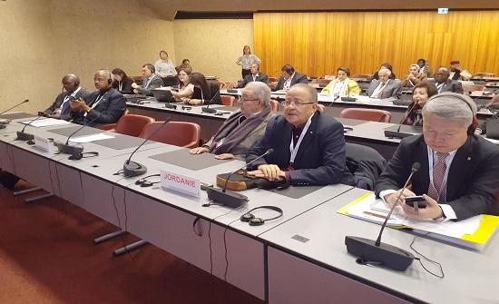 الاردن يشارك باجتماع مجلس المندوبين بجنيف
