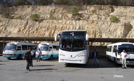 هيئة النقل تعد خطة لمراقبة تقيد وسائط النقل بأمر الدفاع رقم 32