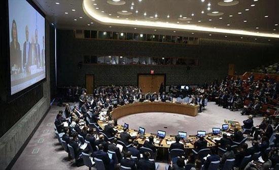 مجلس الأمن يتبنى بيانا حول حظر استخدام الأسلحة الكيميائية