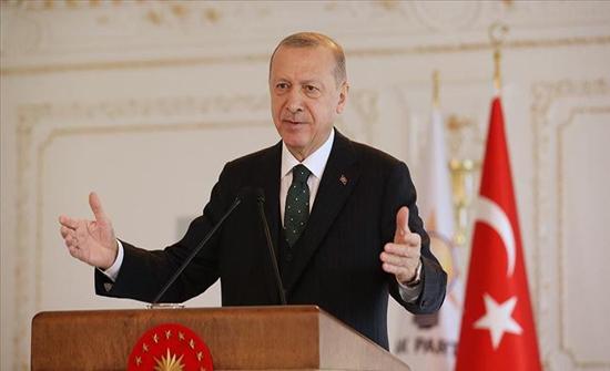 أردوغان يدعو الاتحاد الأوروبي للوفاء بالوعود المقدمة لتركيا