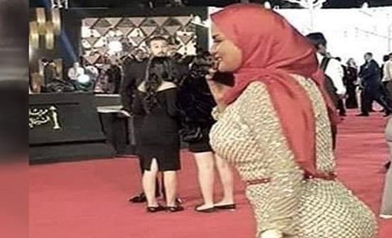"""سما المصري تثير الجدل: """" من فوق حجاب ومن تحت ورايا يا يا شباب"""""""