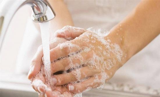 تحذير : لا تغسلي يديك بالماء الساخن