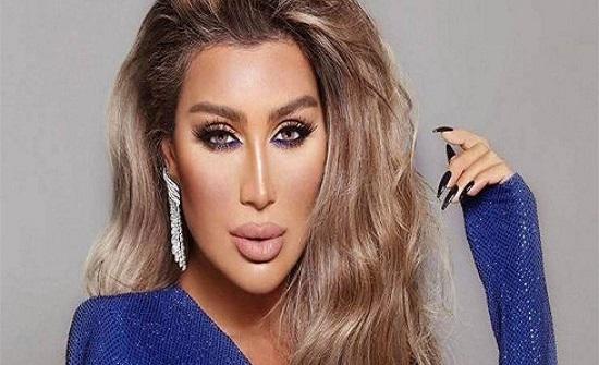 "مايا دياب تغني لممثل مصري ""يا حسن""! (فيديو)"