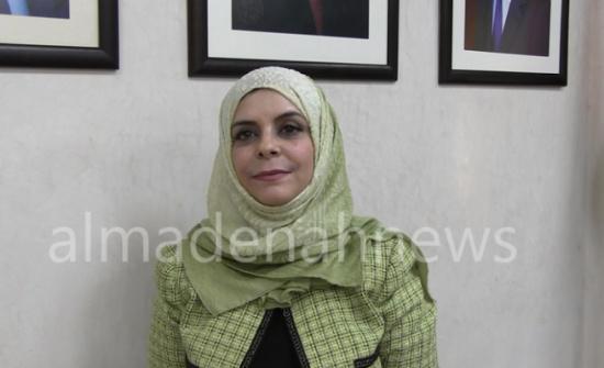 لجنة المرأة النيابية تزور ديوان التشريع والرأي