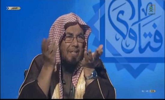 شيخ سعودي يحث الرجال على ان يشعروا زوجاتهم بانهن جميلات بدون ماكياج.. فيديو