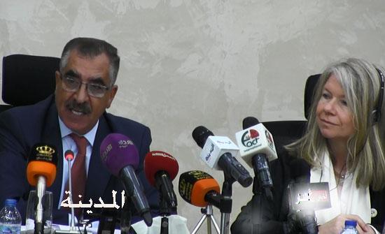 بالفيديو والصور  : كلمة فايز الشوابكة في افتتاح المؤتمر الثاني للامناء العامين في مجالس النواب العربية والاوروبية