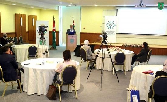 انطلاق أعمال مؤتمر كلية الصيدلة 2021 بالجامعة الأردنية