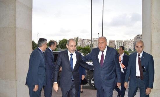 وزيرا خارجيتي الأردن ومصر يزوران العراق الاثنين