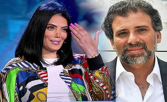"""حورية فرغلي : خالد يوسف أجبرني على مشاهد """" مخلة """" بأحد الأفلام"""