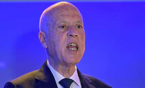 سعيّد: لن أتسامح مع من ينهب قوت التونسيين