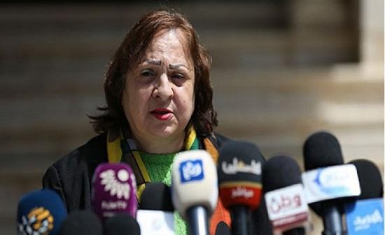 الصحة الفلسطينية : 27 وفاة و822 إصابة جديدة بفيروس كورونا