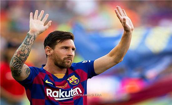 ميسي: توقعت انضمام نيمار لريال مدريد