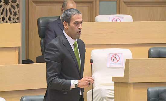 النائب اسامة العجارمة يعلن استقالته من مجلس النواب
