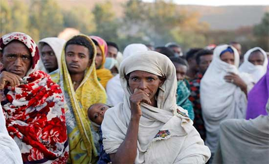 إثيوبيا.. الحكومة تتهم جبهة تحرير تيغراي برفض وقف إطلاق النار وبتدمير جسر لمنع وصول المساعدات