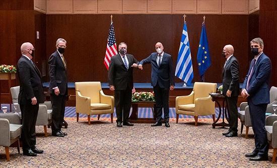 """واشنطن وأثينا تعززان تعاونهما باتفاقية """"علوم وتكنولوجيا"""""""