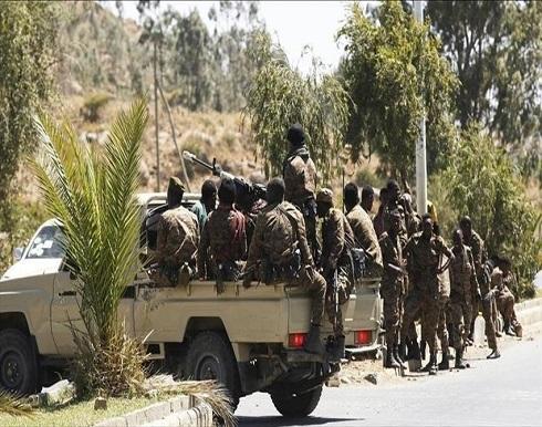نقاط التماس العسكرية على الحدود السودانية الإثيوبية