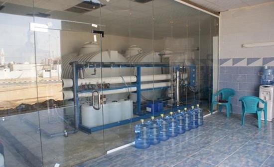 الزرقاء: إغلاق ثلاث محطات لتحلية المياه