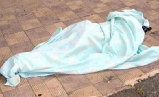 جثة شاب اسفل جسر عبدون