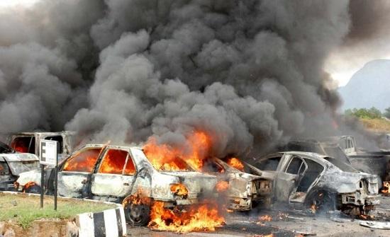 مقتل 8 عناصر أمن و4 مدنيين بهجوم لطالبان على مجمع أمني بأفغانستان