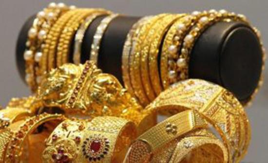 انخفاض كبير على اسعار الذهب في الأردن