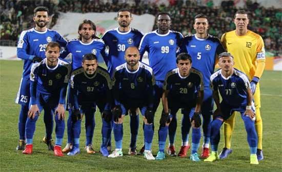 فوز السلط على فريق بلاطة الفلسطيني بكأس الاتحاد الآسيوي