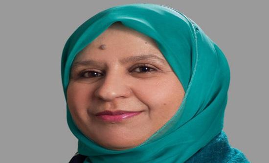 """الدكتورة بنات من """"عمان العربية"""" نائبا لرئيس الجمعية الأردنية لعلم النفس"""