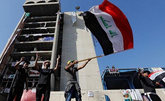 العراق.. مكتب عبد المهدي ينفي مقتل متظاهرين في ساحة التحرير