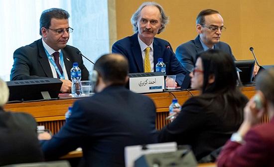 واشنطن تحمّل مسؤولية فشل اللجنة الدستورية للنظام السوري