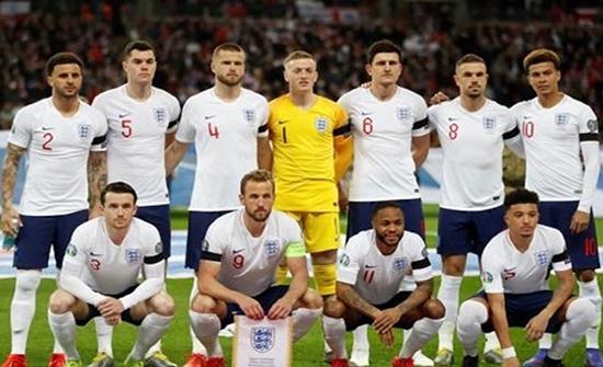 """إنجلترا تستعد لـ""""يورو 2020"""" بمواجهة النمسا ورومانيا"""